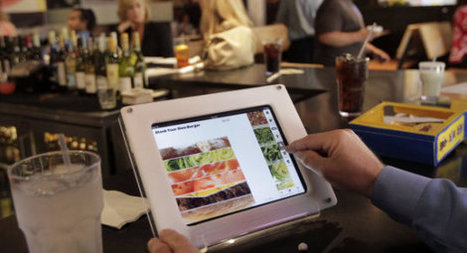 The Next Tech Revolution Could Displace Scads of Wait Staff | ADVERTISING | Scoop.it