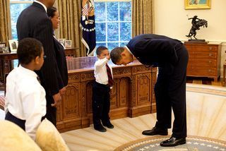 White House photographer Pete Souza collects his favorite pictures of 2010 | 2010 | Scoop.it