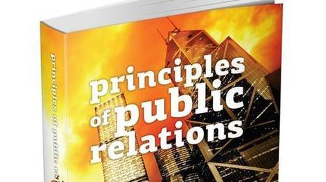 Principles of Public Relations: Πρωτοποριακή έκδοση στις Δημόσιες ... - music.net.cy | Global Growth Relations | Scoop.it