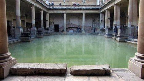 Un baño público romano | Mundo Clásico | Scoop.it