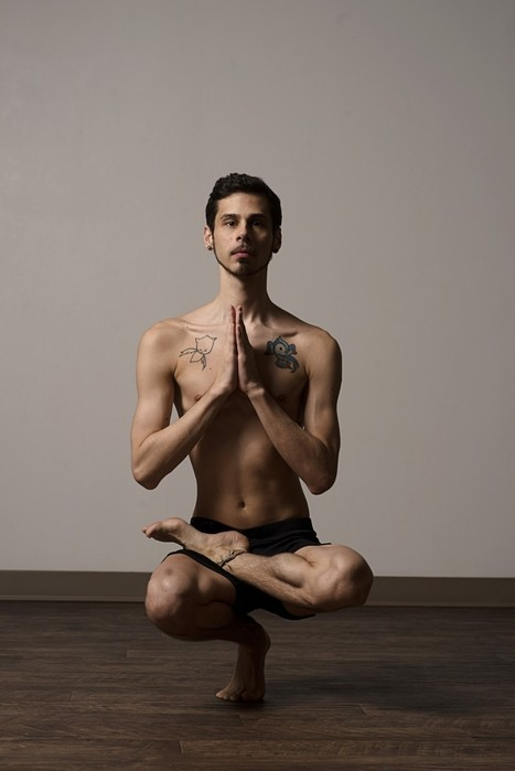 Why yoga is still dominated by women despite the medical benefits to both sexes | Yoga Works! | Scoop.it