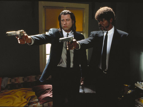Pulp Fiction: 20 years on - The Independent | Fast & Curious | Scoop.it