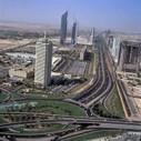 Sheikh Zayed Raod in mid 2001 | Victor, guide touristique a Dubai et dans les Emirats arabes unis pour des visites privées et sur mesure en français. | Scoop.it