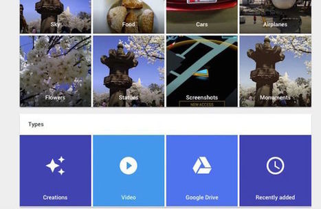 How the New Google Photos Makes Your Picture Library Awesome | Jewish Education Around the World | Scoop.it
