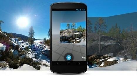 L'application appareil photo d'Android se met à jour et apporte PhotoSphere sur KitKat   Android & DIY   Scoop.it