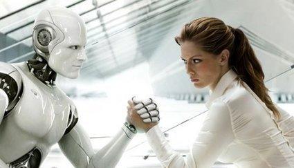 Robots vs Humans: where is the Future of Work heading? | Peer2Politics | Scoop.it