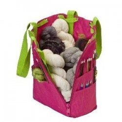 Knitting Bags and Totes | Crafting and Crafts | Scoop.it
