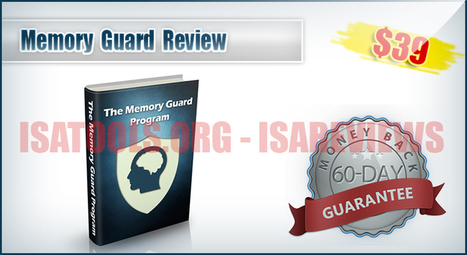 Memory Guard Program Review - Scam or Legit? | Web Design | Scoop.it