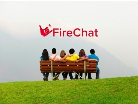 FireChat's hashtags help festival-goers find the hottest spots at SXSW | Open Garden Press Coverage | Scoop.it