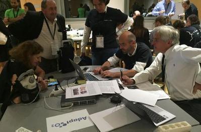 Des médecins bluffés par «l'esprit hackathon» | SI, innovation & collaboration | Scoop.it