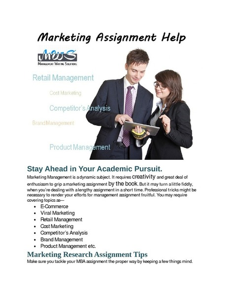 Write my mba marketing dissertation topics