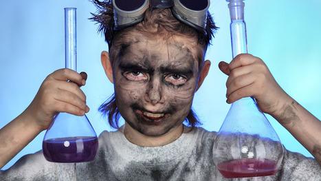 Las reacciones químicas más espectaculares, en vídeo   Física y Química   Scoop.it