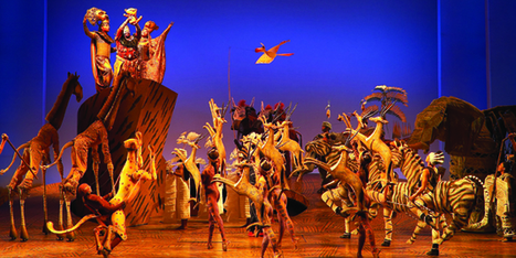 Musical El Rey León (The Lion King) | Shows Broadway New York | Scoop.it