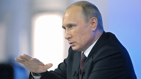 ​No reason why things with West can't be normal again – Putin | Saif al Islam | Scoop.it