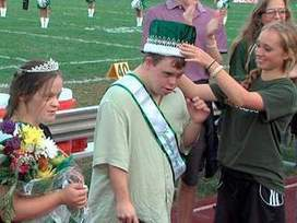 Ohio high students with Down syndrome crowned homecoming king and queen - KERO-TV 23 | San Diego Down Syndrome. Org | Scoop.it