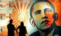 Obama's 'Hope' poster artist says president has been too quiet | AUSTERITY & OPPRESSION SUPPORTERS  VS THE PROGRESSION Of The REST OF US | Scoop.it