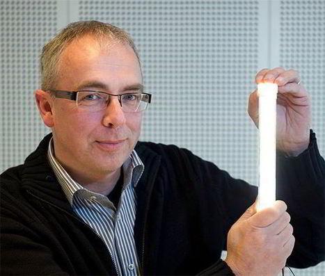 Philips dévoile une lampe tube LED de 200 lumens par watt | Actu des lampes et des ampoules | Scoop.it