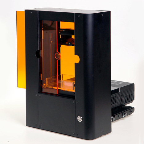 A New DLP 3D Printer Hits Indiegogo (video) | Digital Design and Manufacturing | Scoop.it