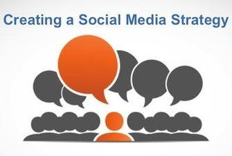 4 Steps to Creating a Social Media Strategy | learning web | Scoop.it