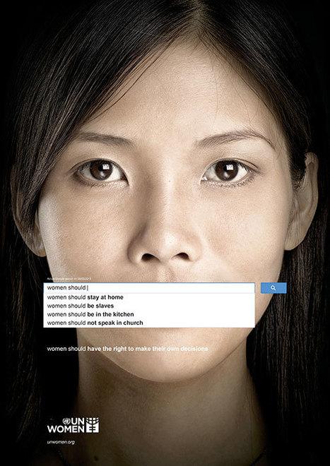 Le sexisme sur Internet dénoncé par l'ONU, via Google Suggest | stéréotypes sexistes | Scoop.it