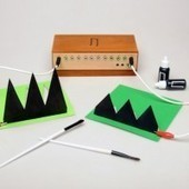 Conductive Ink Turns Paper Into Musical Instruments - Wired