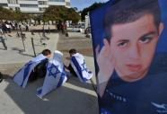 AFP: Israel protesters call for Shalit release | Human Rights and the Will to be free | Scoop.it