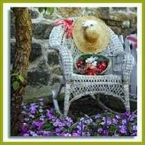 Victorian Wicker Furniture for Garden, Porch and Patio | Gardening with Heirloom Plants | Scoop.it