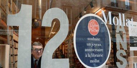 Télévision : France 3 consacre un reportage à la librairie bordelaise Mollat   Classeur virtuel   Scoop.it