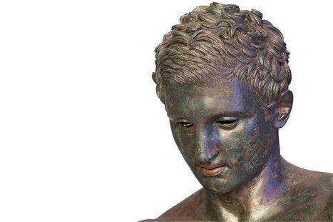 El Museo Británico exhibe la belleza del arte griego | Mundo Clásico | Scoop.it