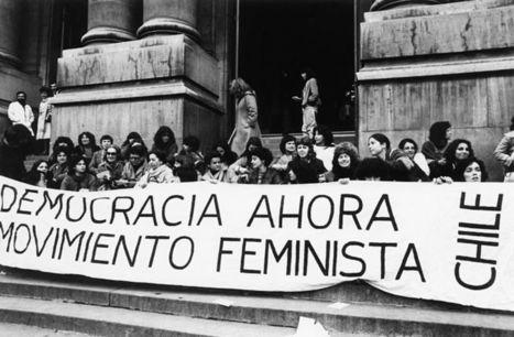 Movilización en Chile, gobierno de Pinochet | Derechos Humanos | Scoop.it