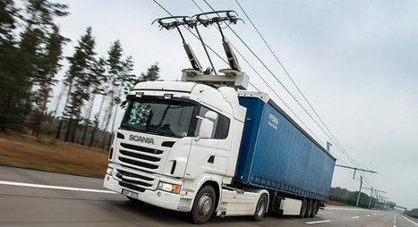 En Suède, on teste les premières autoroutes électriques   Economie Responsable et Consommation Collaborative   Scoop.it