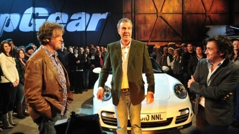 Affable Nerds and Second Bananas: What Science Communicators Can Learn From TopGear | AnnBot | Scoop.it