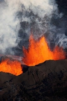 Volcanic Rock Hints at Source of Earth's Water | NetGeology | Scoop.it