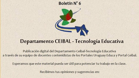 Boletín Nº6 | Matemática escolar | Scoop.it
