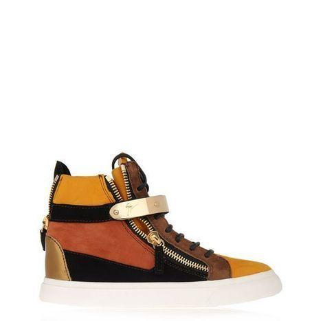 $206.00  || Giuseppe Zanotti Women Sneakers RDS313 002 | giuseppe zanotti shoes outlet | Scoop.it
