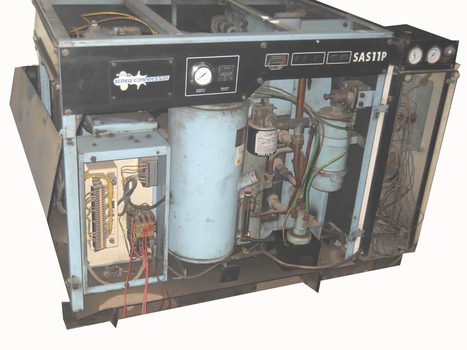 Used Screw Air Compressor Importer and  Supplier Delhi, India | Used Japanese Machinery | Scoop.it