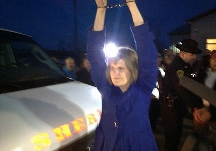 Three Arrested at Court Appearance for Protesting Fracking Infrastructure Storage Site | EcoWatch | Scoop.it