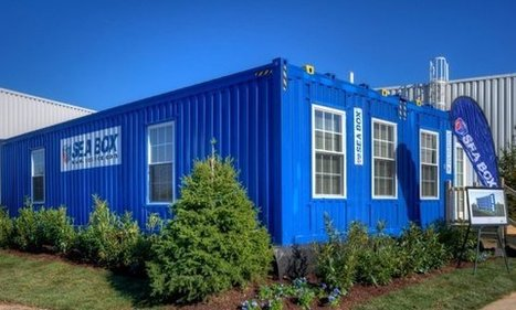 Shipping Containers to Call Home | Sustainable Technologies | Scoop.it