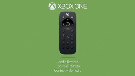 Xbox One Media Remote, el mando multimedia de la consola de ... - Gizmología | MUNDOAUDIOVISUAL | Scoop.it