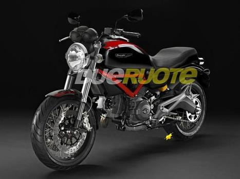 SCOOP: DUCATI SCRAMBLER, WILL ARRIVE IN 2015? | Ductalk Ducati News | Scoop.it