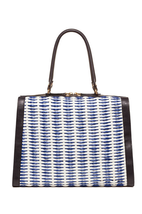 Marni Releases Woven Handbag Collection for Spring/Summer 2013 | TAFT: Trends And Fashion Timeline | Scoop.it