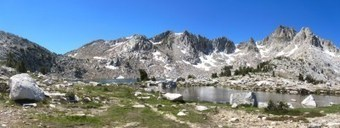 Thru-Hiking the JMT: Tully Hole to Vermilion Valley Resort | Hiking | Scoop.it