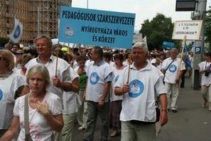 Hongrie > Les profs sévissent, grèves en vue | Intervalles | Scoop.it