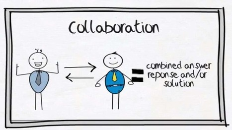 Collaboration: Vital Skill for 21st century Students | 21st Century Teaching | Scoop.it