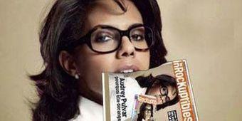 Audrey Pulvar démissionne des Inrockuptibles | Actualités média | Scoop.it