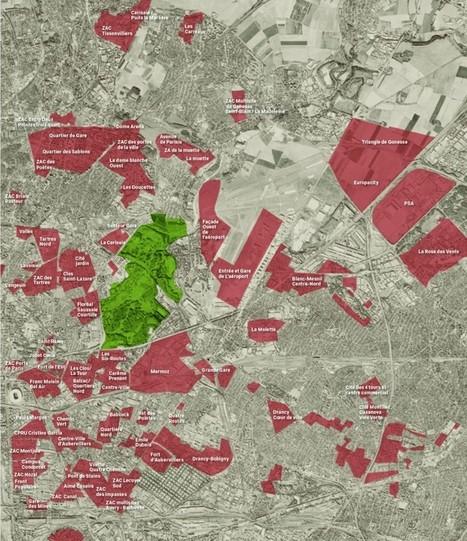 Un parc HABITÉ pour vivre et construire différemment le Grand Paris | URBANmedias | Scoop.it