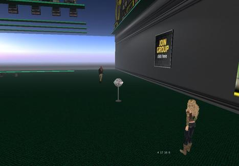A conversation at a sploder in Second Life | Mundos Virtuales, Educacion Conectada y Aprendizaje de Lenguas | Scoop.it