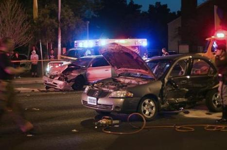 When You're In an Accident with a Police Car - | Personal Injury Lawyer Sarasota | Scoop.it