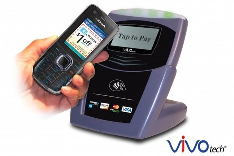 ViVOtech gets $24 million as NFC momentum picks up | Retail | Scoop.it