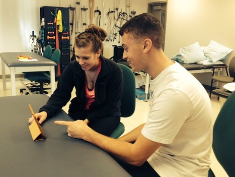 Physical therapy faculty using iPad minis in the classroom | Curtin iPad User Group | Scoop.it